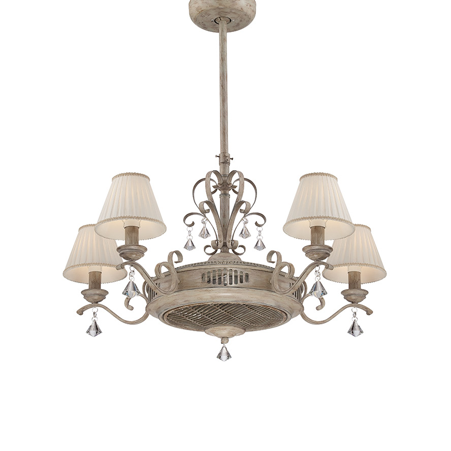Products 183 Fandelier 5 Light White 183 Savoy House Europe S L