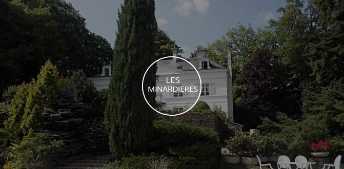 Savoy House Les Minardieres. Stately Home Loire Valley