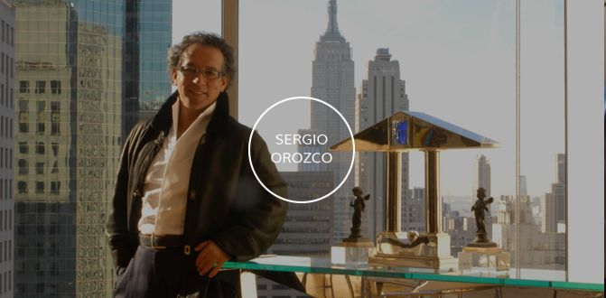 Savoy House Sergio Orozco interview