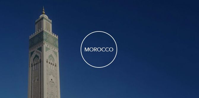 Savoy House CONTEMPORARY Morocco