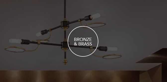 Savoy House Bronze & Brass trend