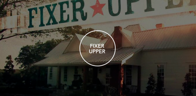 Savoy House Savoy House showcasing on Fixer Upper
