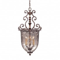 Savoy House Europe Saint Laurence 3 Light Hanging Lamp