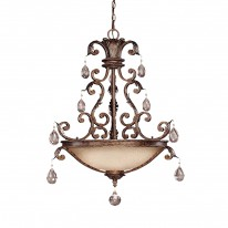 Savoy House Europe Chastain 5 Light Hanging Lamp