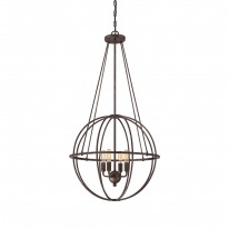 Savoy House Europe Elgin 4 Light Hanging Lamp
