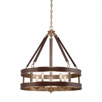 Savoy House Europe Harrington 5 Light Hanging Lamp