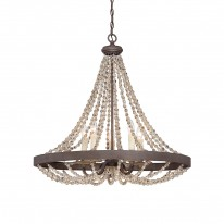 Savoy House Europe Mallory 5 Light Hanging Lamp