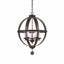 Savoy House Europe Alsace 5 Light Hanging Lamp