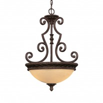 Savoy House Europe Knight 3 Light Hanging Lamp