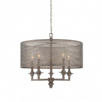 Savoy House Europe Structure 5 Light Hanging Lamp