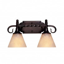 Savoy House Europe Essex 2 Light Wall Lamp