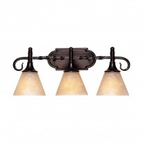 Savoy House Europe Essex 3 Light Wall Lamp