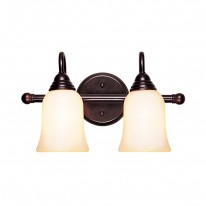 Savoy House Europe Sutton Place 2 Light Wall Lamp