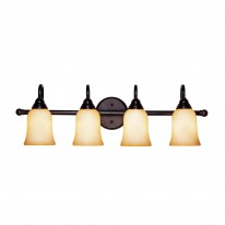 Savoy House Europe Sutton Place 4 Light Wall Lamp