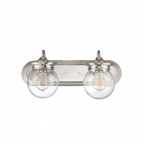 Savoy House Europe Downing 2 Light Wall Lamp