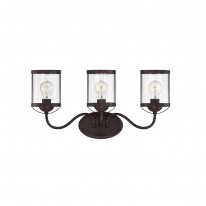 Savoy House Europe Bergen 3 Light Wall Lamp