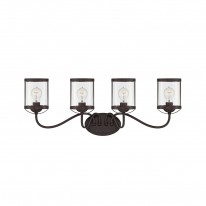 Savoy House Europe Bergen 4 Light Wall Lamp