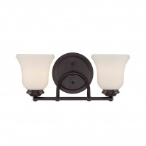 Savoy House Europe Mercer 2 Light Wall Lamp