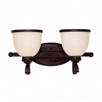 Savoy House Europe Willoughby 2 Light Wall Lamp