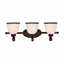 Savoy House Europe Willoughby 3 Light Wall Lamp