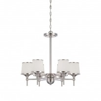Savoy House Europe Hagen 6 Light Chandelier