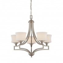 Savoy House Europe Terrell 5 Light Chandelier