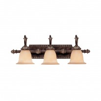 Savoy House Europe Grenada 3 Light Wall Lamp