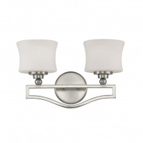 Savoy House Europe Terrell 2 Light Wall Lamp