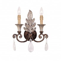 Savoy House Europe St. Laurence 2 Light Wall Lamp
