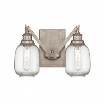 Savoy House Europe Orsay 2 Light Wall Lamp