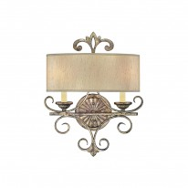 Savoy House Europe Savonia 2 Light Wall Lamp