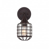 Savoy House Europe Connell 1 Light Wall Lamp