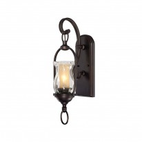 Savoy House Europe Shadwell 1 Light Wall Lamp