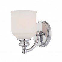Savoy House Europe Melrose 1 Light Wall Lamp