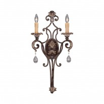 Savoy House Europe Chinquapin 2 Light Wall Lamp