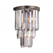 Savoy House Europe Tierney 2 Light Wall Lamp