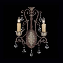 Savoy House Europe Elizabeth 2 Light Wall Lamp