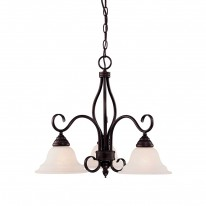Savoy House Europe Oxford 3 Light Chandelier