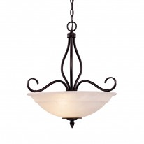 Savoy House Europe Oxford 3 Light Hanging Lamp