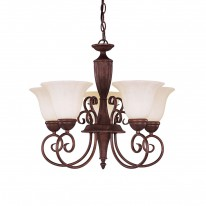 Savoy House Europe Liberty 5 Light Chandelier