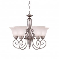 Savoy House Europe Spirit 5 Light Chandelier