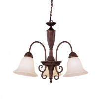 Savoy House Europe Liberty 3 Light Chandelier