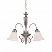 Savoy House Europe Spirit 3 Light Chandelier