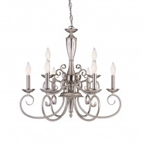 Savoy House Europe Spirit 9 Light Chandelier