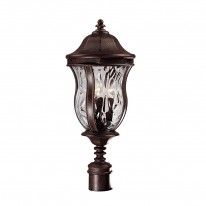 Savoy House Europe Monticello 3 Light Outdoor Floor Lamp