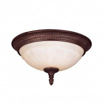 Savoy House Europe Liberty 2 Light Ceiling Lamp