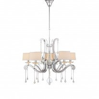 Savoy House Europe Anaïs 5 Light Chandelier