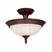 Savoy House Europe Liberty 2 Light Semi-Flush