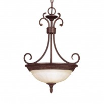 Savoy House Europe Liberty 2 Light Hanging Lamp