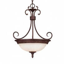 Savoy House Europe Liberty 3 Light Hanging Lamp
